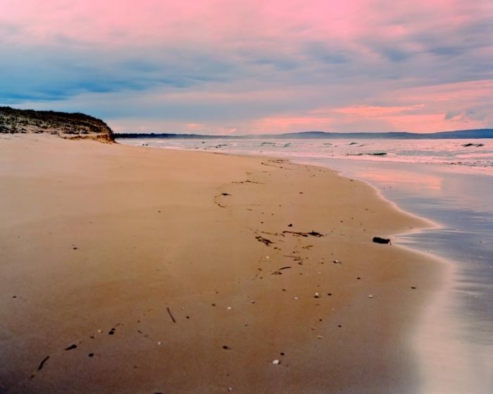 Bherwerre Beach at dawn
