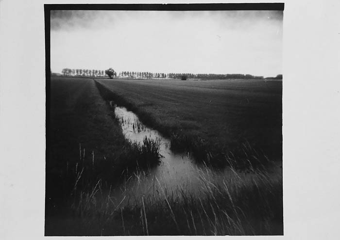 This image was taken with a Holga camera but I wanted a print of it from this enlarger.