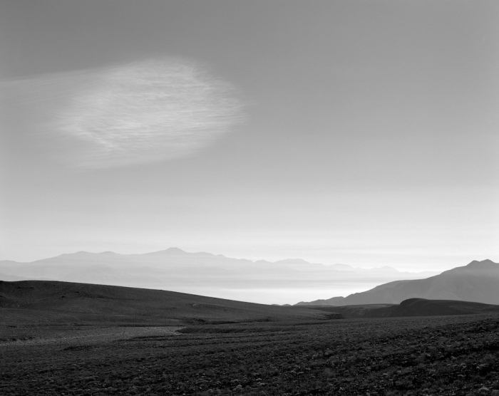 Crossing Darwin Plateau