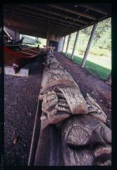 Bill Reid's Skidegate Pole