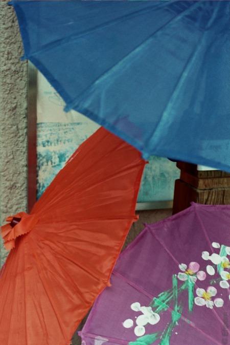 Chinatown Umbrellas