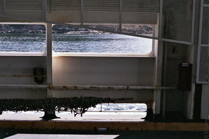 Ferry Detail