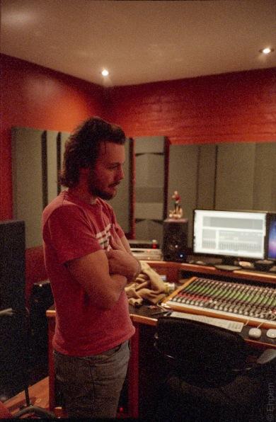 Fuji Superia 800 contemplating the mix
