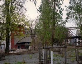 The house at Gleisdreieck, Berlin