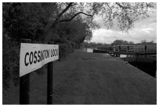Cossington Lock (but you knew that, right?)