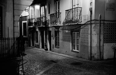 Lisbon, the night
