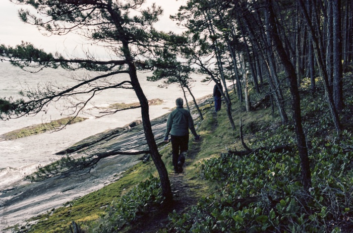 East Shore Trail