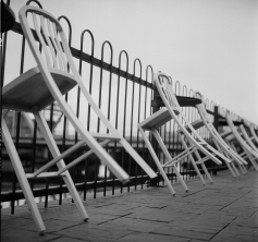 Chairs Askance