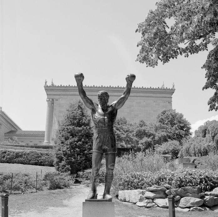 Statue of Rocky