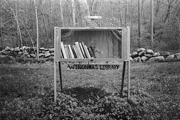 Winona's Library