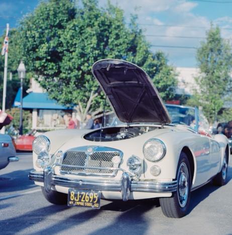 White MG2