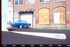 Blue Car 3