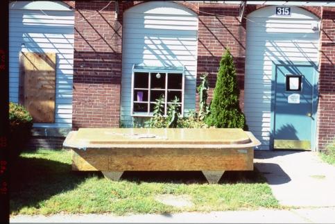 Fiberglass Deck Mold